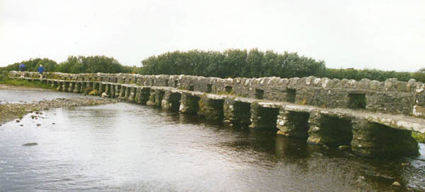 Photo of Clapper Bridge - 30Kb